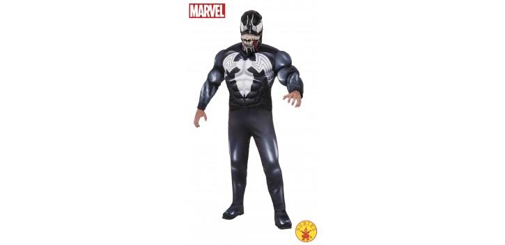 Disfraz Adulto Venom Musculoso Premium