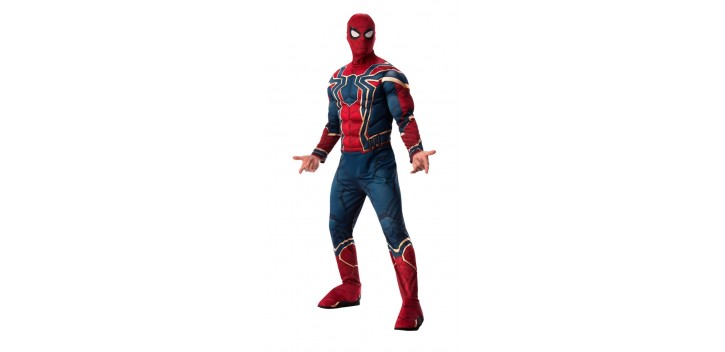 Disfraz Adulto Iron Spider Infinity War Premium