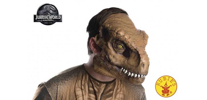 Máscara Adulto mandíbula móvil T-Rex