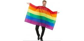 Traje de Bandera de Arco Iris