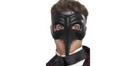 Máscara Capitán Venetian Gothic