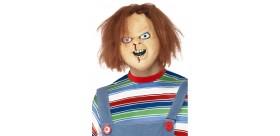 Máscara Látex Chucky
