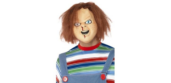 Máscara de Látex de Chucky