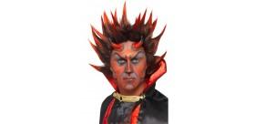 Peluca Punky Diablo