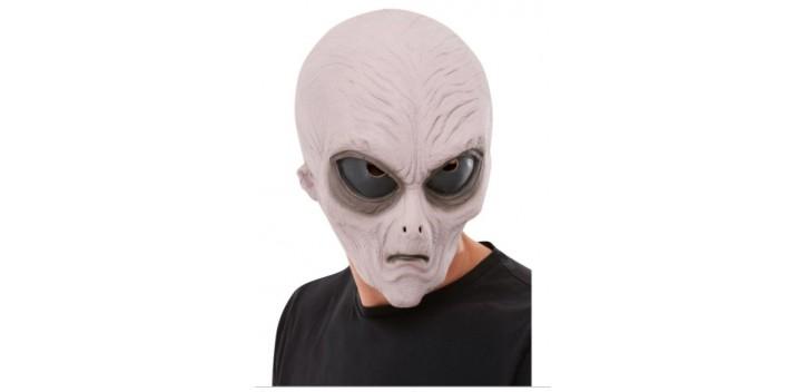 Máscara de Látex de Alien