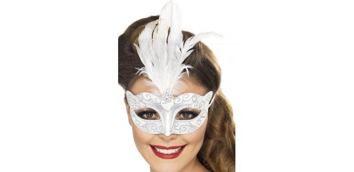Máscara Veneciana Brillo