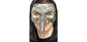Máscara de lujo Capitán Veneciano