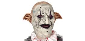 Máscara arlequín terror