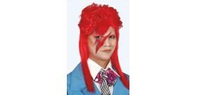 Peluca roja 70s