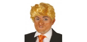 Peluca president