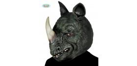 Máscara Rinoceronte