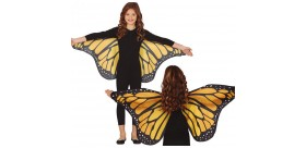 Alas mariposa infantil