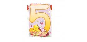 Piñata mediana Winnie de Pooh - 5 años