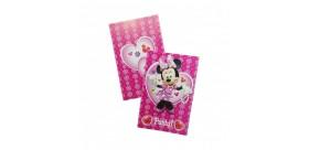 Invitaciones Minnier Mouse
