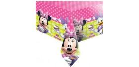 Mantel Minnie Mouse rosa