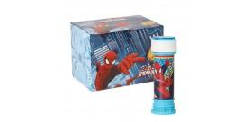 pompas de jabon Spiderman