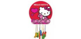 Piñata mediana Hello Kitty
