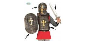 Set Medieval 4 piezas
