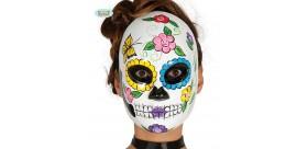 Mascara Dia de los Muertos