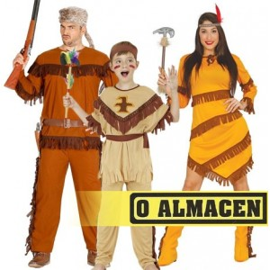 Indios y Vaqueros