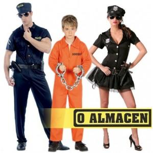 Policías y Presos