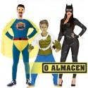 Superhéroes y villanos
