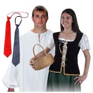 Capas y Complemento textil superior