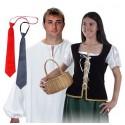 Complemento textil superior
